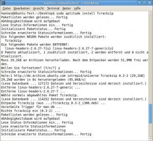 ubuntu-fcrackzip-install