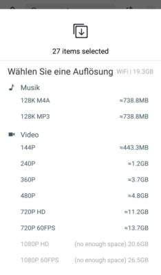 youtube-videos-unterwegs-ohne-internet-datenvolumen-android-snaptube-downloader-playlists-2