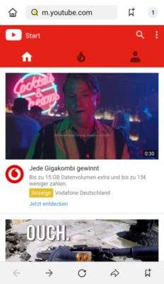 youtube-videos-unterwegs-ohne-internet-datenvolumen-android-snaptube-downloader-youtube-startseite