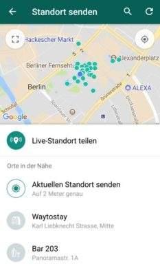 whatsapp-tipps-und-tricks-fuer-fortgeschrittene-standort-teilen-auswahl