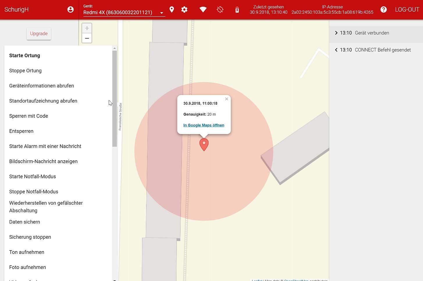android-smartphone-sichern-anti-theft-cerberus-diebstahlschutz-webinterface
