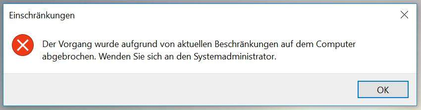 windows-restrictrun-start-whitelist-einrichten-fehlermeldung