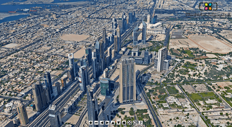 330 gigapixel london panorama dubai 330 Gigapixel London Panorama