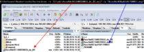 Das Bild zeigt den CMD Befehl um das aktuelle Reader DC Update in die lokale AIP Installation zu slipstreamen