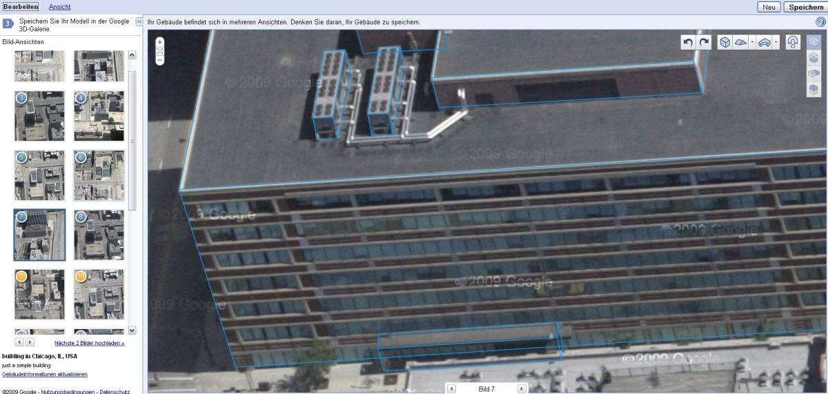 Google Earth 3D Gebäude mit Google 3D Building Maker erstellen • IT ...