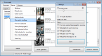 flickr-downloader-downloadr-settings