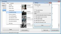 flickr downloader downloadr settings 210x116 Mehrere Flickr Fotos oder ganze Alben herunterladen