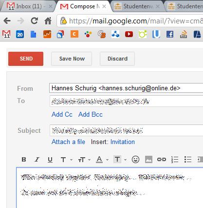 google mail standard mailto links result GoogleMail als Standard für mailto: Internetlinks setzen