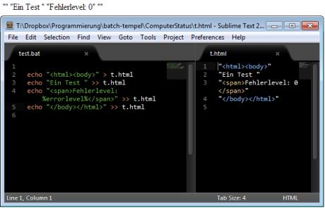 html-berichte-mit-batch-problem-einfaches-beispiel