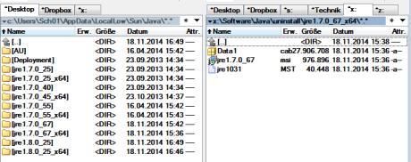 java-8-update-cmd-ordner