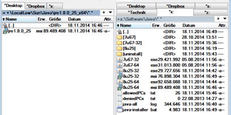 java-8-update-cmd-ordner-msi