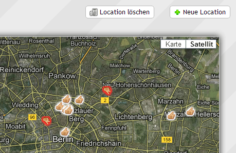 location map interaktive google maps webapplication banner Location Map   Interactive Google Maps Webapplication
