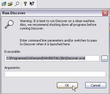 wininstall discover