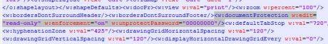 passwortschutz office word dateien entfernen knacken xml 460x62 5 Tricks um passwortgeschützte Word Dokumente zu bearbeiten