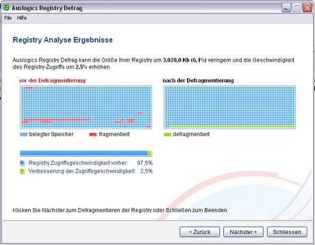 registry-defrag-auslogics-freeware-scan