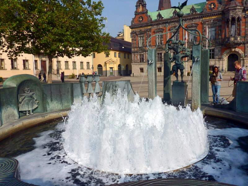 schweden-malmoe-impressions-brunnen