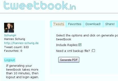 tweetbook.in-pdf-aus-tweets-generieren