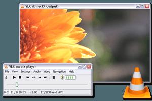 vlc win32 VLC 1.0.0 RC1   auf dem Weg zur Final