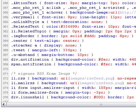 wordpress-2.8-erster-eindruck-code1